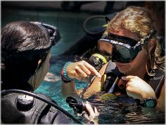 The Life of a PADI Divemaster in the Gili Islands