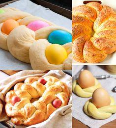 La TRECCIA PASQUALE una ricetta che la mia nonna di origini siciliane ha sempre preparato per tutta la famiglia solo in occasione del pranzo di Pasqua.