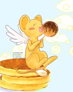Clear Card, Cardcaptor Sakura, Winnie The Pooh, Disney Characters, Fictional Characters, Cards, Winnie The Pooh Ears, Maps, Fantasy Characters