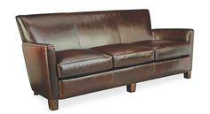 Trent Leather Sofa