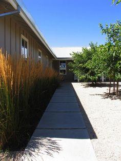 large concrete pavers