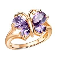 I think you'll like 18K Rose Gold Plated Cocktail Ring Art. SC-RJ295. Add it to your wishlist! http://www.wish.com/c/52fd2616736046582b522ddd