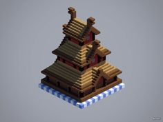 MCNoodlor: Nordic - Temple