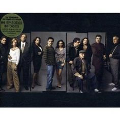 The Sopranos The Complete Series (DVD)