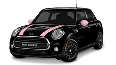 Pink Cadillac not your style? Mary Kay adds compact Mini to incentives program - Bizwomen Cars For Teenage Girls, Car Girls, Pretty Cars, Cute Cars, My Dream Car, Dream Cars, Pink Mini Coopers, Mary Kay Car, Mini Cooper Custom