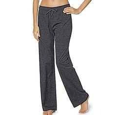 Hanes M7421 Champion Authentic Womens Jersey Pants Size - Medium - Granite Heather - http://www.darrenblogs.com/2016/08/hanes-m7421-champion-authentic-womens-jersey-pants-size-medium-granite-heather/