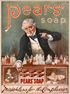 Vintage Advertising Poster Photo Re Print Pears Soap Advertising Pictures, Vintage Advertising Posters, Old Advertisements, Vintage Ads, Vintage Posters, Vintage Ephemera, Newspaper Printing, Antique Pictures, Vintage Metal Signs