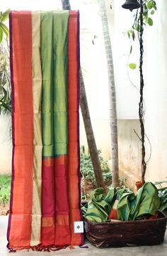KANCHIVARAM IKKAT SILK L04451   Lakshmi