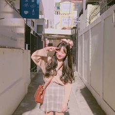 Pin on korea Pin on korea Korean Girl Photo, Cute Korean Girl, Asian Girl, Korean Aesthetic, Aesthetic Girl, Ulzzang Fashion, Korean Fashion, Korean Photoshoot, Girl Korea