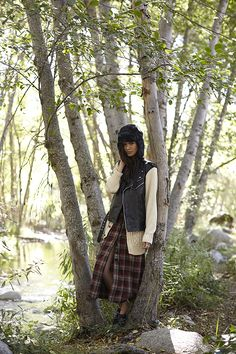 Nevermind Maxi Skirt - jacket & hat coming soon!