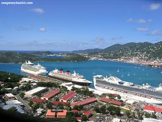 Taking the St Thomas Skyride up to Paradise Point is a very easy and budget friendly day trip for cruise ship passengers who want to avoid excursions