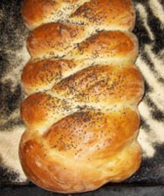 Soft and Chewy Braided Farmer's Cheese Bread