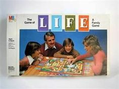 1970s Board Game.