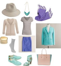 """""""Dramatic Classic Light Summer outfit 1"""" by jenr8 on Polyvore"""
