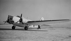 The RCAF had 20 Douglas Digby aircraft on strength. Not a particularly sleek or good looking aircraft it was designed as a medium bomber but it was quickly realized that it was under-powered and had too small of a bomb bay and it was relegated to patrol duties early in WWII.