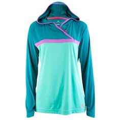 24a2923caa4e adidas Modern Classics Climalite Hoodie - Women s - Running - Clothing -  Hyper Green Emerald