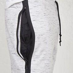 Nike Tech Fleece Shorts Grey Heather Men's SZ 2XL NEW!! 628984-051 Knit