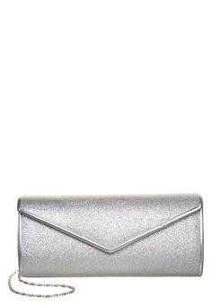 Anna Field Clutch - silver