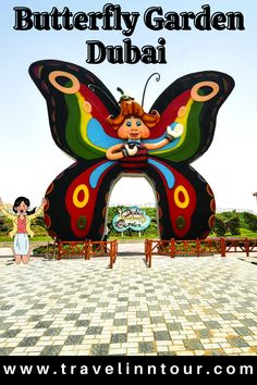 Butterfly Garden Dubai - Dubai's parks are considered one of the best places for tourism in the Emirates. It is one of the most beautiful gardens of Dubai and includes nearly 15,000 butterflies. Most Beautiful Gardens, Beautiful Park, Travel And Tourism, Asia Travel, Best Places To Travel, Cool Places To Visit, Dubai Travel Guide, Travel Inspiration, Travel Ideas