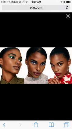 #Elle @Elle #fall #inspiringlookoftheday http://www.elle.com/beauty/makeup-skin-care/how-to/a39291/fall-2016-color-trends/?zoomable