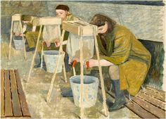 Discovery puts Evelyn Dunbar in the picture
