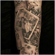 Mindblowing Detail! #tattoo #art