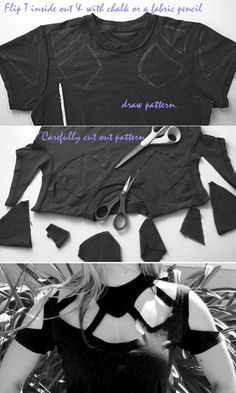Beautiful diy shirt