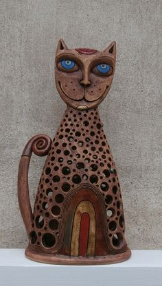 kočka keramická - Hledat Googlem