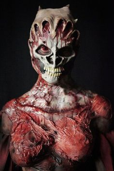 7 Amazing Make-Ups From Season 5 of SyFy's Face Off - Page 2 of 4 - CELEBRITYY.com