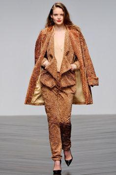 Felder & Felder AW13 #layers #texture #fashion