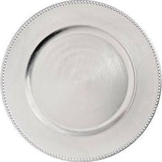 silver plastic charger plates - Google Search  sc 1 st  Pinterest & Lilac Scalloped Plastic Dinner Plates - Party City | Madeline\u0027s ...