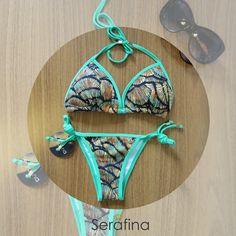 Um tom verde água cheio de charme!    Peça o seu: (44)99678285   Enviamos para todo Brasil e exterior.