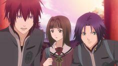 Hiiro no Kakera - ep 7 - Takuma, Tamaki and Mahiro