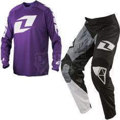 fca58a843 2014 One Industries Kids Atom Kit Combo - Icon Purple. apuy · dirt bike