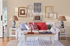 Wall Decor Ideas for Living Room