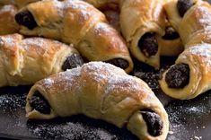 Czech Desserts, Sweet Desserts, Sweet Recipes, Czech Recipes, Ethnic Recipes, Hungarian Cookies, European Dishes, Wonderful Recipe, Desert Recipes
