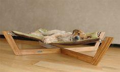 Bamboo Hammock Dog Bed