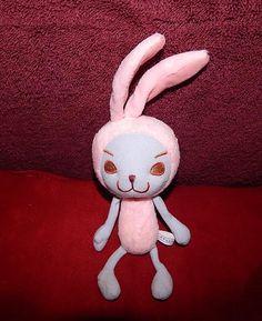 sok sonokong plush pink blue  anime  poseable euc collectable  #SOKSonokong