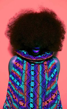 FEATURE: Visual Artist AiRich Talks About Her Afrofuturistic and Raw Style - AFROPUNK