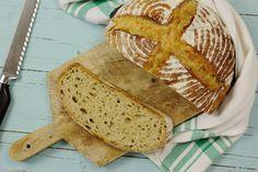 Cinco Quartos de Laranja: Vamos fazer pão: Pão de mistura