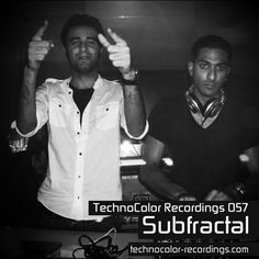 TechnoColor Recordings 57 with Subfractal