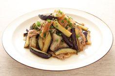 豚肉となすのぽん炒め:メニュー・レシピ|ミツカングループ商品・メニューサイト