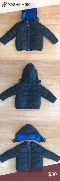 Puffer coat Boys Calvin Klein black puffer coat size small. Perfect condition. Calvin Klein Jackets & Coats Puffers