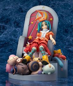 Crunchyroll - Yotsugi Ononoki Deluxe Version 1/8th Scale Figure - Monogatari…
