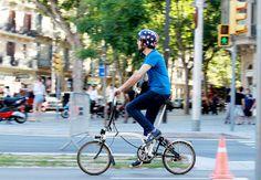 Brompton Barcelona | Flickr - Photo Sharing!