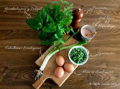Tortilla de Guisantes con Hierbabuena y Perejil   Mise en Place Tortilla, Parsley, Frozen Peas, Favorite Things, Spring, Food Cakes, Mise En Place