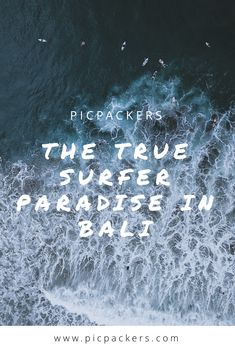 Find out where Balis True Surfer Paradise is 🏄♂️🏄♀️ By Picpackers Kuta, Bali, Surfing, Paradise, Posts, Messages, Surf, Surfs Up, Surfs