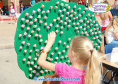 Carnival Game And Booth Ideas Lollipop Tree
