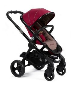 iCandy Peach Baby Pram / Pushchair (Claret) 2016
