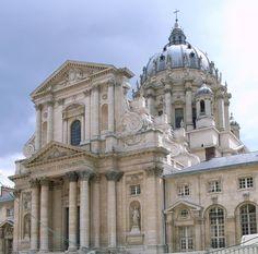 02 Val-de-Grâce - Notre-Dame du Val-de-Grâce — Wikipédia
